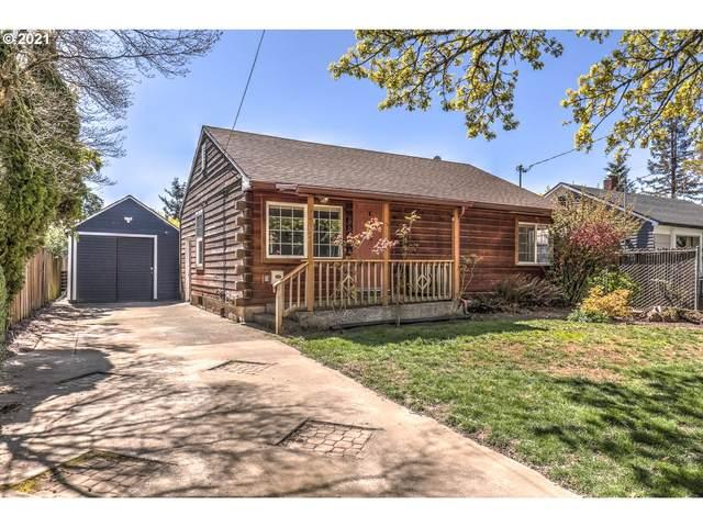 8644 NE Boehmer St, Portland, OR 97220 (MLS #21306578) :: Premiere Property Group LLC
