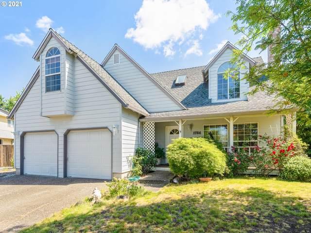 1784 NE 54TH Ct, Hillsboro, OR 97124 (MLS #21306855) :: Brantley Christianson Real Estate