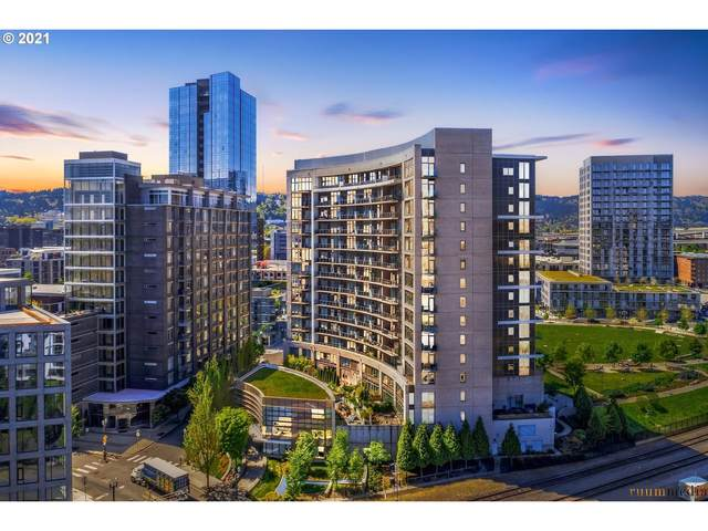 949 NW Overton St #305, Portland, OR 97209 (MLS #21307003) :: Holdhusen Real Estate Group