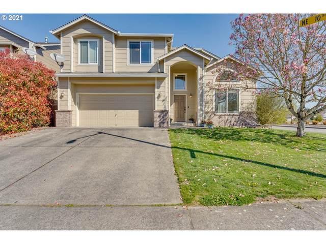 16810 NE 10TH St, Vancouver, WA 98684 (MLS #21307220) :: Premiere Property Group LLC