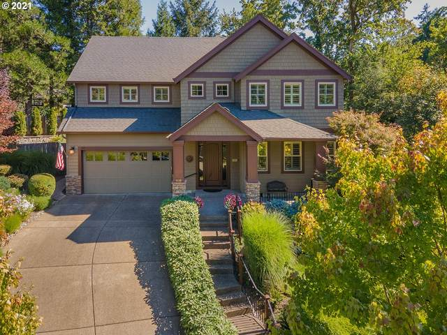 610 SW Comus Ct, Portland, OR 97219 (MLS #21307807) :: The Pacific Group