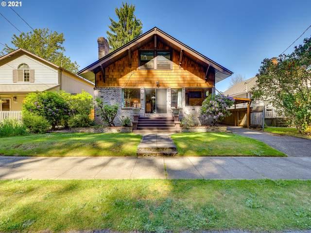 7631 N Woolsey Ave, Portland, OR 97203 (MLS #21307981) :: Stellar Realty Northwest