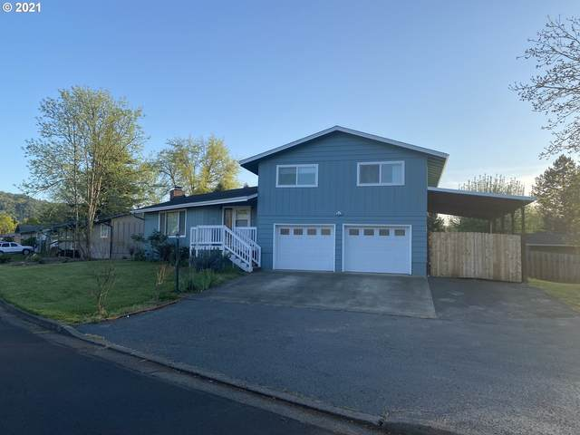 1376 NW Jefferson St, Roseburg, OR 97471 (MLS #21308191) :: RE/MAX Integrity