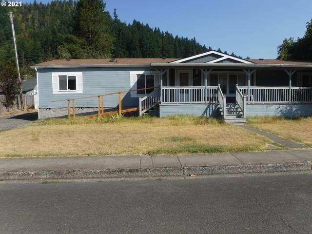 440 Gardner Ave, Drain, OR 97435 (MLS #21308229) :: McKillion Real Estate Group