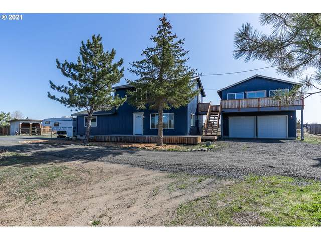 65158 Hunnell Rd, Bend, OR 97703 (MLS #21308289) :: Brantley Christianson Real Estate