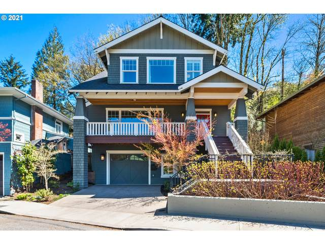 2744 SW Montgomery Dr, Portland, OR 97201 (MLS #21308311) :: Townsend Jarvis Group Real Estate