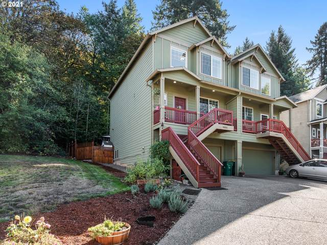14806 SW Fern St, Tigard, OR 97223 (MLS #21308635) :: Song Real Estate