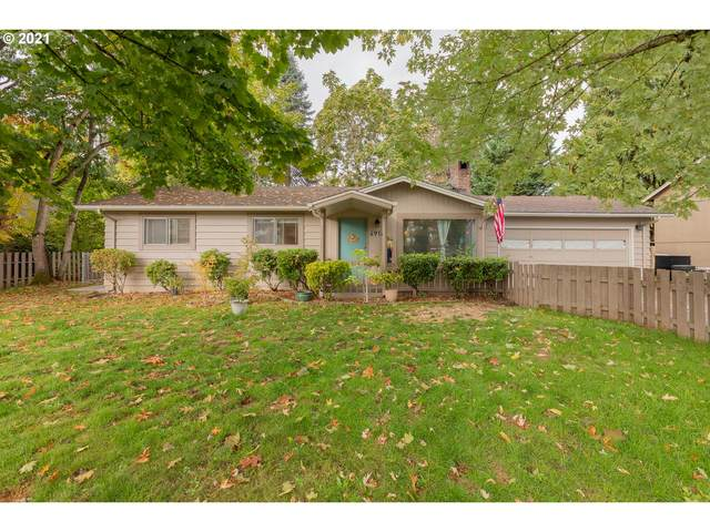 4916 NE 22ND Ave, Vancouver, WA 98663 (MLS #21308950) :: Next Home Realty Connection