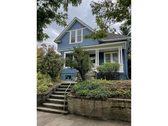 2620 NE Flanders St, Portland, OR 97232 (MLS #21309554) :: Next Home Realty Connection