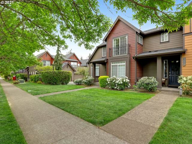 7160 NE Cherry Dr, Hillsboro, OR 97124 (MLS #21309639) :: Fox Real Estate Group