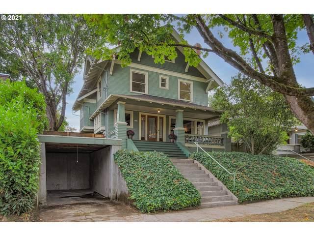 2434 NE Flanders St, Portland, OR 97232 (MLS #21309709) :: Cano Real Estate