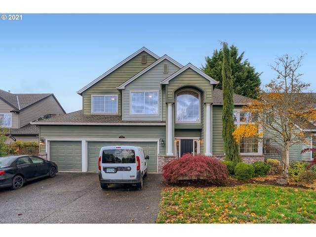 11995 SW Ibis Ter, Beaverton, OR 97007 (MLS #21309811) :: Fox Real Estate Group