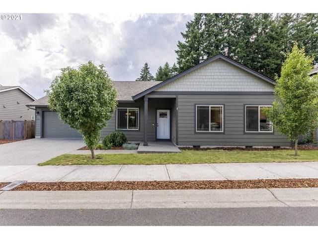 2710 NE 144TH Ct, Vancouver, WA 98684 (MLS #21310135) :: The Haas Real Estate Team