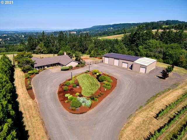 31600 NE Schaad View Dr, Newberg, OR 97132 (MLS #21310367) :: Brantley Christianson Real Estate