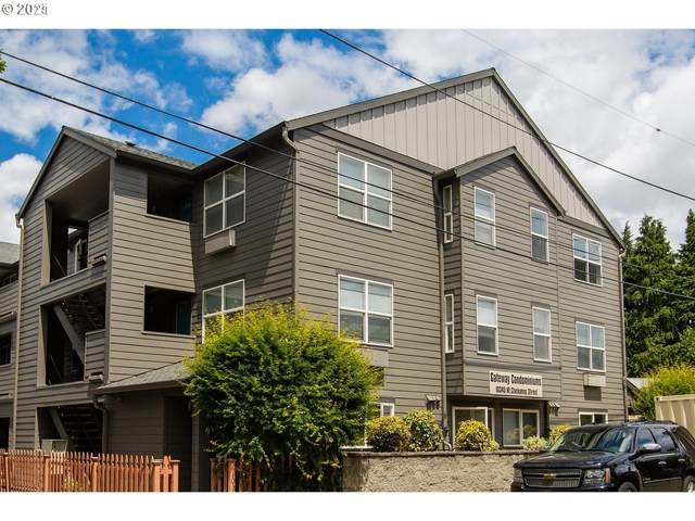 10345 NE Clackamas St #4, Portland, OR 97220 (MLS #21310376) :: Next Home Realty Connection