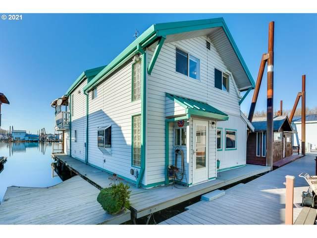 18989 NE Marine Dr #76, Portland, OR 97230 (MLS #21310667) :: Holdhusen Real Estate Group