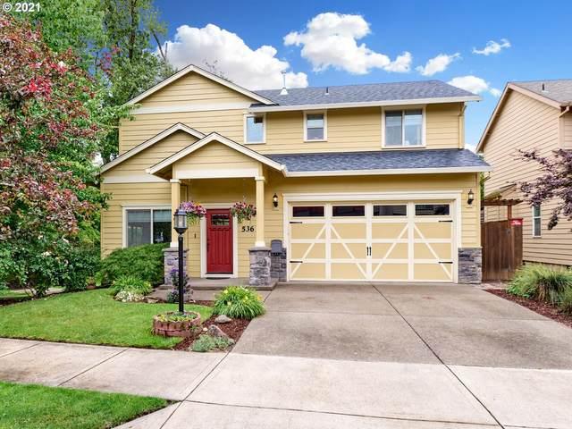 536 S Corinne Dr, Newberg, OR 97132 (MLS #21310858) :: Fox Real Estate Group