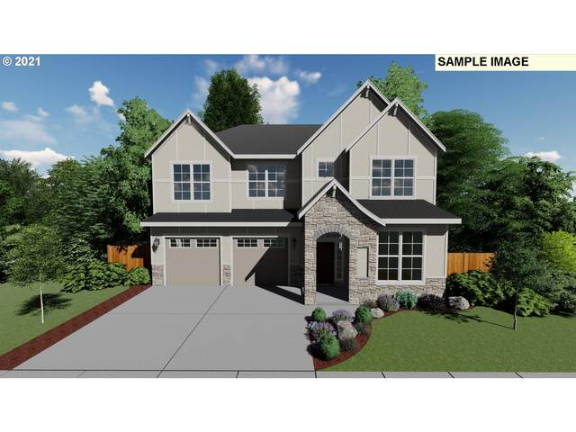 4589 NW Harris Ter Lot 1, Portland, OR 97229 (MLS #21310899) :: Coho Realty