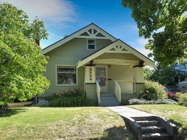 2524 N Willamette Blvd, Portland, OR 97217 (MLS #21311004) :: McKillion Real Estate Group