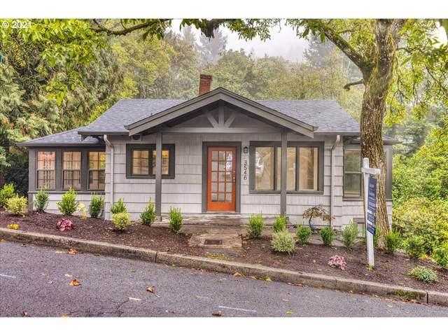3546 SW Hillside Dr, Portland, OR 97221 (MLS #21311066) :: Real Estate by Wesley