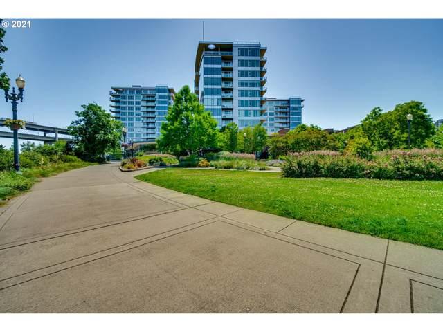 1900 S River Dr N107, Portland, OR 97201 (MLS #21311158) :: Premiere Property Group LLC