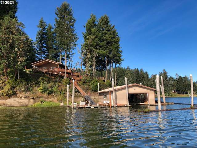 3131 S Tenmile Lake, Lakeside, OR 97449 (MLS #21311262) :: Coho Realty