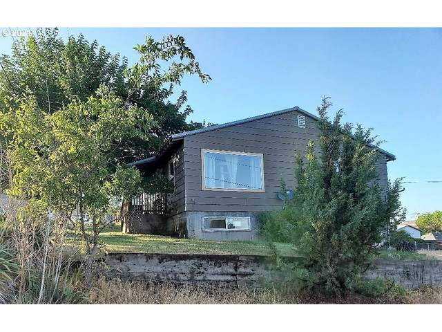 602 6TH St, Maupin, OR 97037 (MLS #21311384) :: McKillion Real Estate Group