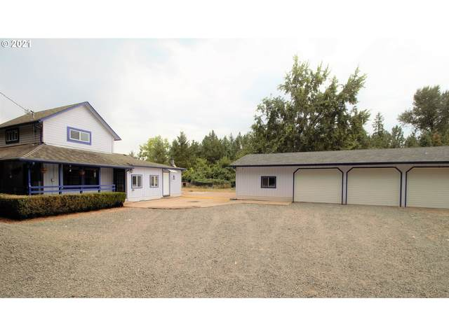 40424 Mcqueen Dr, Sweet Home, OR 97386 (MLS #21311594) :: Premiere Property Group LLC