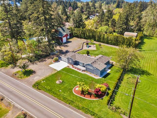 12011 SE 222ND Dr, Damascus, OR 97089 (MLS #21311682) :: Beach Loop Realty