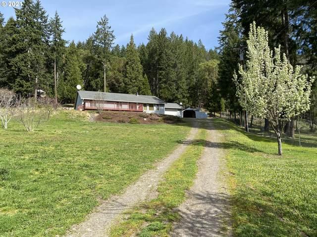 150 Cedar St, Days Creek, OR 97429 (MLS #21311911) :: Song Real Estate