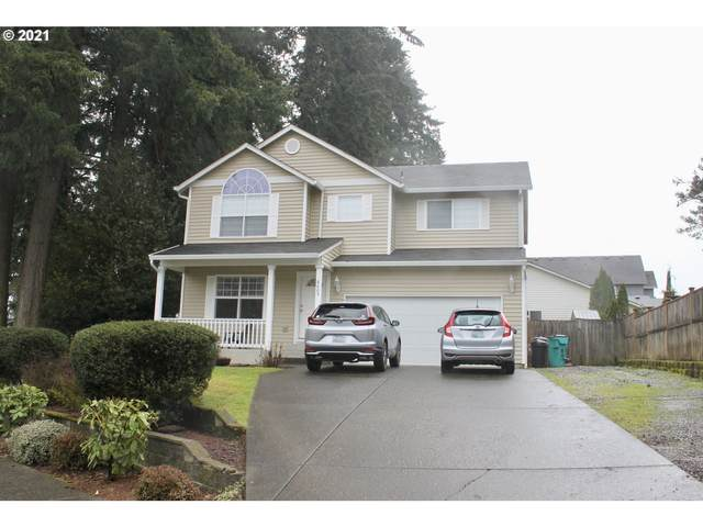 8605 NE Sunnyside Dr, Vancouver, WA 98662 (MLS #21311915) :: Fox Real Estate Group