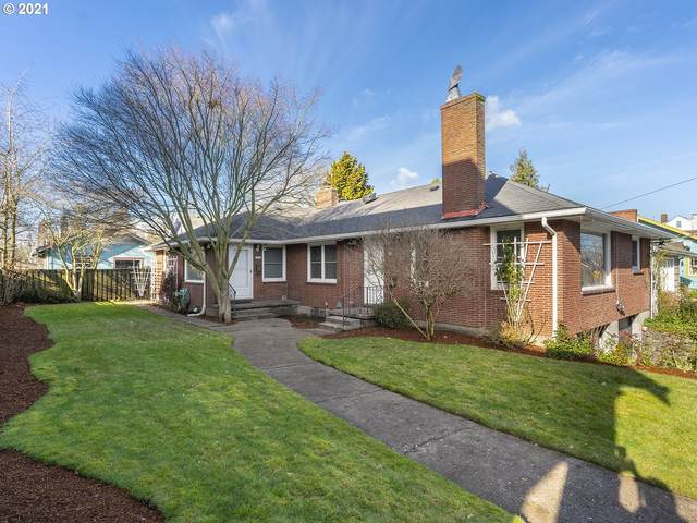 6845 N Albina Ave, Portland, OR 97217 (MLS #21312079) :: Cano Real Estate
