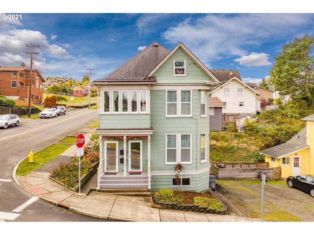 895 11th St, Astoria, OR 97103 (MLS #21312139) :: Song Real Estate