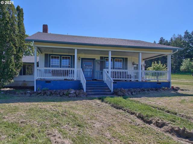 7127 SE Eola Hills Rd, Amity, OR 97101 (MLS #21312149) :: Beach Loop Realty