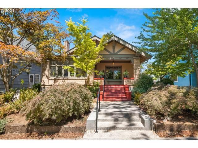 3955 SE Oak St, Portland, OR 97214 (MLS #21312211) :: Real Tour Property Group