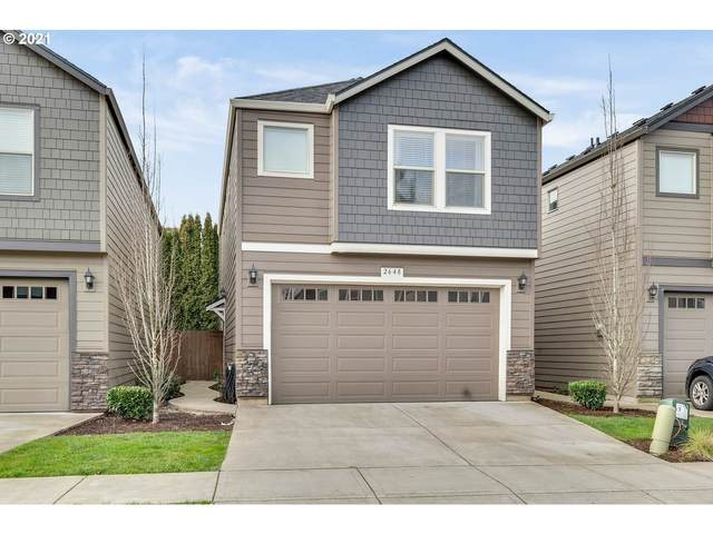 2648 NE 130TH Ct, Vancouver, WA 98684 (MLS #21312551) :: Premiere Property Group LLC