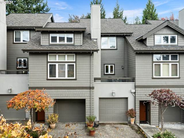10225 NW Village Heights Dr, Portland, OR 97229 (MLS #21312606) :: Lux Properties