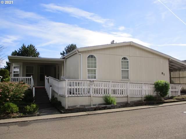 10400 SE Cook Ct #81, Milwaukie, OR 97222 (MLS #21312822) :: Townsend Jarvis Group Real Estate