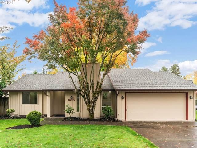 8760 SW Monticello St, Beaverton, OR 97008 (MLS #21312864) :: Keller Williams Portland Central