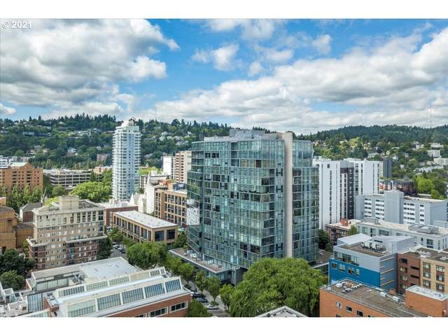 1221 SW 10TH Ave #602, Portland, OR 97205 (MLS #21312976) :: Coho Realty