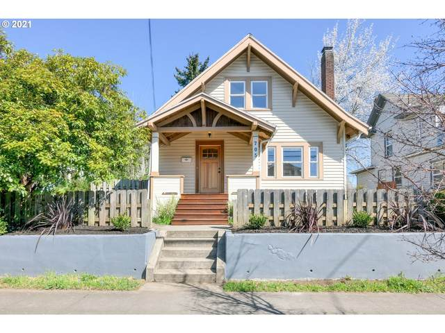 705 N Alberta St N, Portland, OR 97217 (MLS #21313048) :: Duncan Real Estate Group