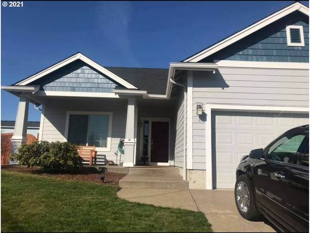 747 Burghardt Dr, Molalla, OR 97038 (MLS #21313178) :: Coho Realty