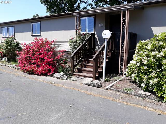 2901 E 2ND St #50, Newberg, OR 97132 (MLS #21313330) :: The Pacific Group