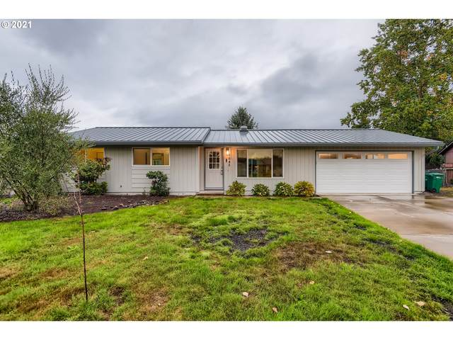 1645 SW Kings Byway, Troutdale, OR 97060 (MLS #21313754) :: Keller Williams Portland Central