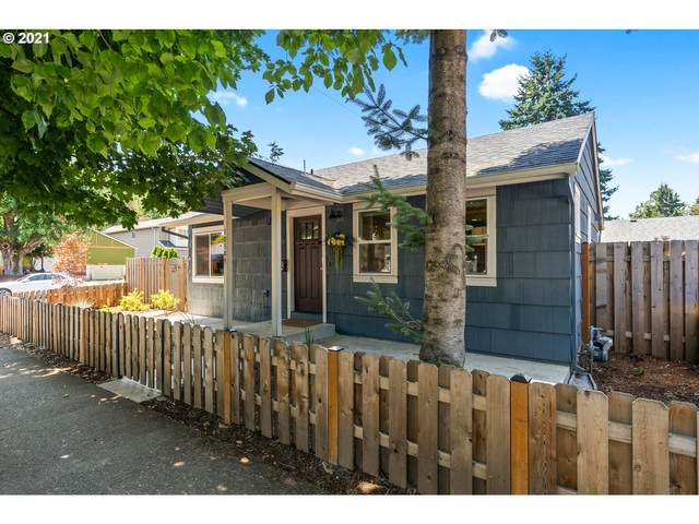 10309 N Midway Ave, Portland, OR 97203 (MLS #21313771) :: Cano Real Estate