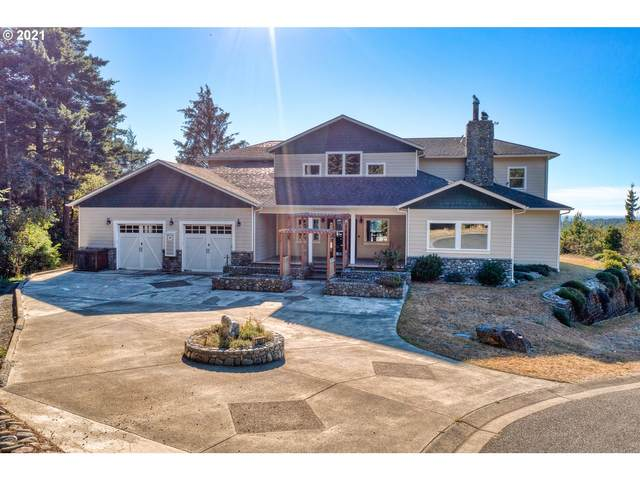 1911 Dee Tr, Port Orford, OR 97465 (MLS #21313806) :: Premiere Property Group LLC