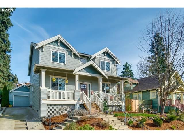 3736 SE 32ND Ave, Portland, OR 97202 (MLS #21314479) :: Stellar Realty Northwest