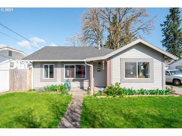 420 W Clarendon St, Gladstone, OR 97027 (MLS #21314576) :: RE/MAX Integrity