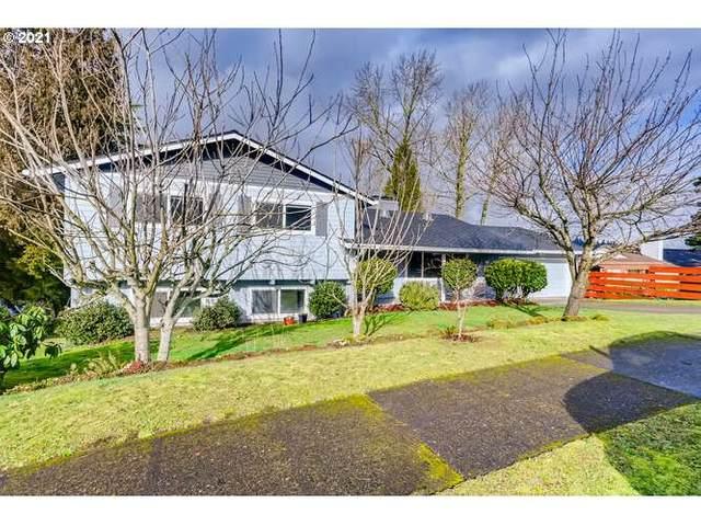3123 SW Florida Ct, Portland, OR 97219 (MLS #21314681) :: Cano Real Estate