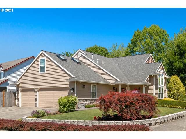 675 NE Alexis Ct, Hillsboro, OR 97124 (MLS #21314932) :: Brantley Christianson Real Estate